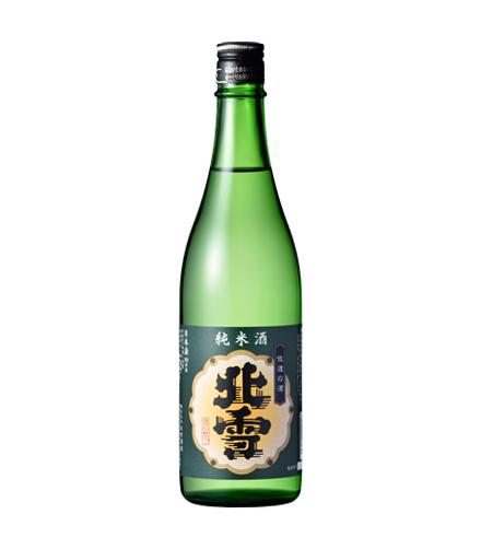 金賞 北雪純米酒